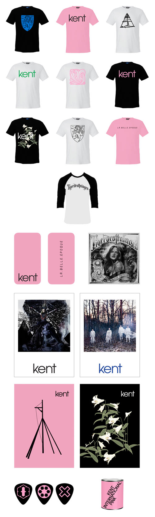 Merch Kentfest